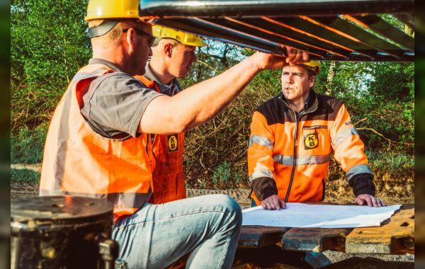 (Water)bouw 26 juni aan jouw carrière tijdens de Open Banendag van Beens Groep