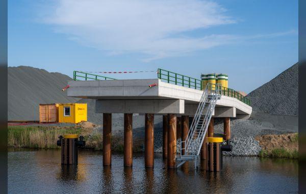 Iv Infra en Beens vormen bouwteam voor project Bontrup, Amerikahaven Amsterdam